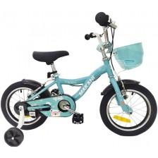 Makani Детски велосипед 14`` Bentu Cyan -1