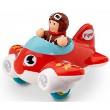 Детска играчка WOW Toys - Самолетът на Пайпър -1