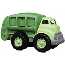 Детска играчка Green Toys - Камион за рециклиране на отпадъци -1