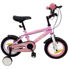 Детски велосипед 14'' Makani - Windy, Pink -1