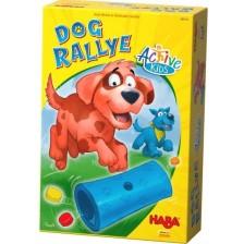 Детска игра Haba Active Kids - Кучешко рали -1