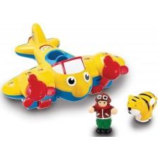 Детска играчка WOW Toys - Самолетът на Джони -1