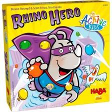 Детска игра Haba Active Kids - Супер Рино -1
