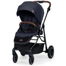Детска количка Kinderkraft - All road, синя -1