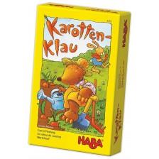 Детска игра Haba - Отгледай сладки моркови -1