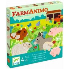 Детска игра Djeco - Farmanimo -1