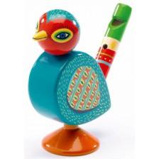 Детска свирка Djeco Animambo - Птиче -1
