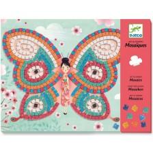 Мозайка Djeco - Пеперуди -1