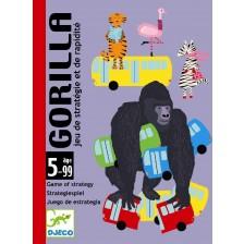 Детски карти за игра Djeco - Горила -1