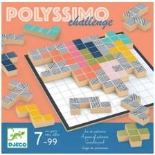 Детска игра Djeco - Polyssimo Challenge, за търпение -1