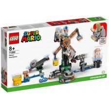 Допълнение Lego Super Mario - Reznor Knockdown (71390) -1