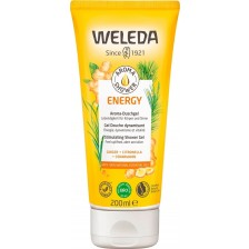 Душ-гел Weleda - Енергия, 200 ml -1