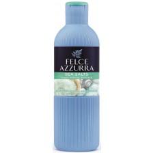 Душ гел за баня и вана Felce Azzurra - Морска сол, 650 ml -1