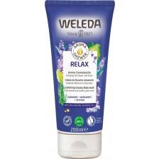 Душ-гел Weleda - Почивка, 200 ml -1