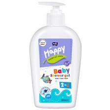 Душ гел за коса и тяло 2 в 1 Bella Happy, 300 ml -1