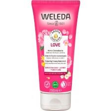 Душ-гел Weleda - Любов, 200 ml -1