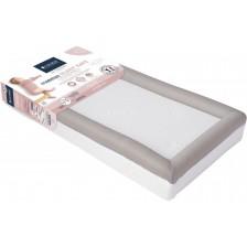 Двулицев бебешки матрак  Candide - Sleep Safe, 60 x 120 x 16 cm -1