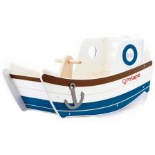 Дървена люлка Hape - Лодка -1