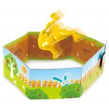 Детска игра Hape - Подскачащи зайчета -1