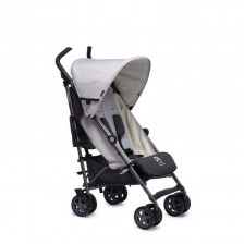 Easywalker Детска количка Buggy+ Silver Circle -1