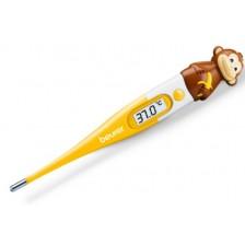 Електронен термометър Beurer - С маймунка -1