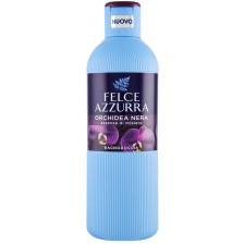 Душ гел за баня и вана Felce Azzurra - Черна орхидея, 650 ml   -1