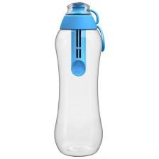 Филтрираща бутилка Dafi, 500 ml, синя -1