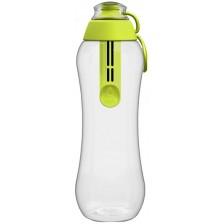 Филтрираща бутилка Dafi, 500 ml, зелена -1