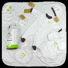 Комплект Моите първи дрешки For Babies - Мишле, 1-3 месеца -1