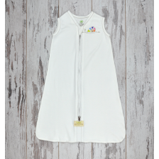Бебешко спално чувалче с цип For Babies - Охловче, 80 cm, 12-18 месеца -1