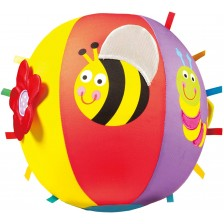 Бебешка играчка Galt - Активна топка -1