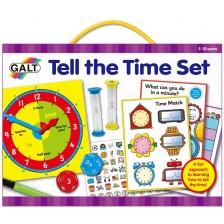 Детска игра Galt - Колко е часа? -1