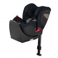 Столче за кола GB - Convy-fix, Velvet Black -1