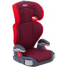 Столче за кола Graco Chilli - Junior Maxi, червено  -1