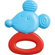 Гризалка с охлаждащ ефект Haba - Мишка -1