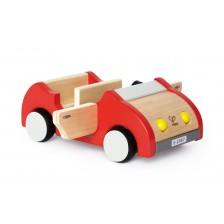 Дървена кола Hape - Семейна -1