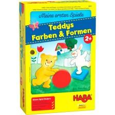 Детска игра Haba - Формите и цветовете на Теди -1