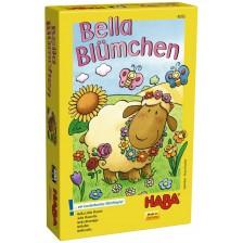 Детска настолна игра Haba - Цветята на Бела -1