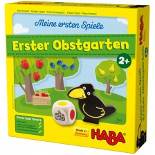 Детска настолна игра Haba - Моята първа овощна градина -1