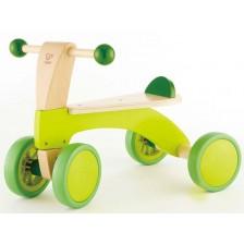 Детска играчка Hape - Колело без педали, дървена -1
