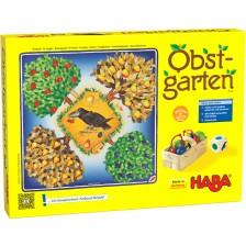 Детска настолна игра Haba - Голяма овощна градина -1