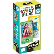 Образователни флаш карти Headu - Разкажи приказка -1