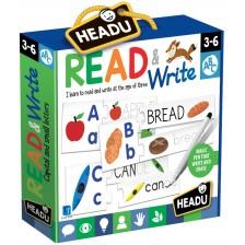 Образователна игра Headu - Първи умения, Прочети и напиши -1