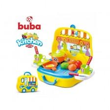 Детска кухня в куфарче Buba Kitchen Cook -1