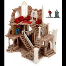 Игрален комплект Jada Toys Harry Potter - Кулата Грифиндор -1