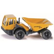 Метална количка Siku Super - Самосвал Bergmann Dumper 3012 -1