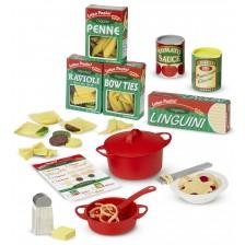 Игрален комплект Melissa & Doug - Вкусна италианска паста -1