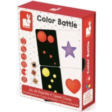 Игра за скорост Janod - Цветове -1