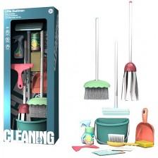 Игрален комплект за почистване Ocie - Малкият чистач -1