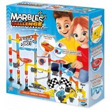 Игра с мраморни топчета Buki Construction - Предизвикателство -1